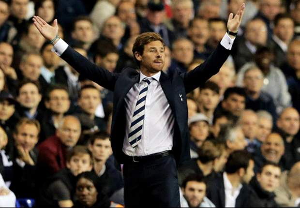 Villas-Boas: Manchester City made it difficult for Tottenham to play