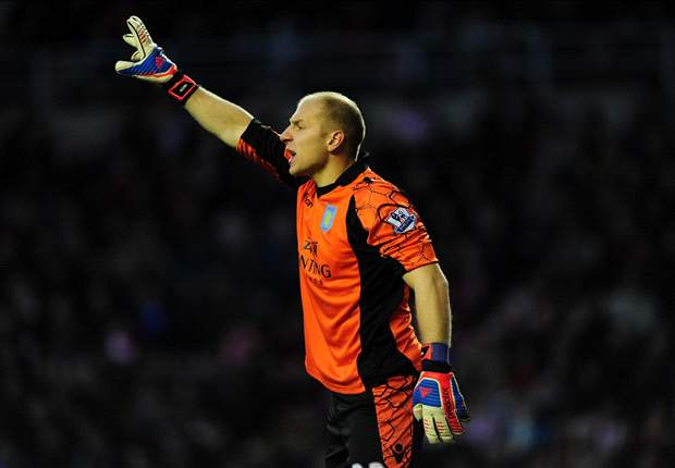 Aston Villa's Guzan would love' to return to MLS one day