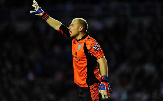Aston Villa's Guzan would love' to return to the MLS one day