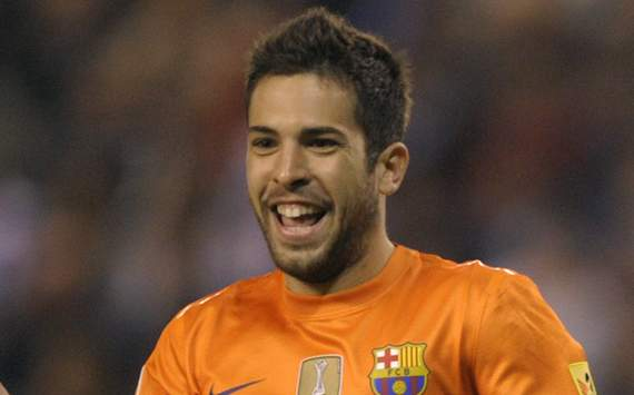 Alba: It's easy to play with Barcelona because they have so much quality