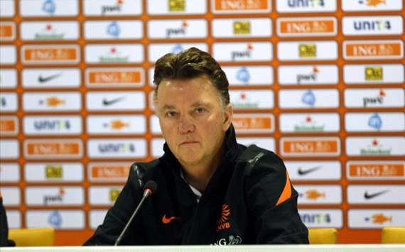 Van Gaal: Netherlands can go far at World Cup 2014