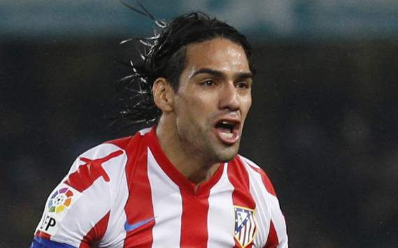 Chelsea target Falcao dreams of move abroad