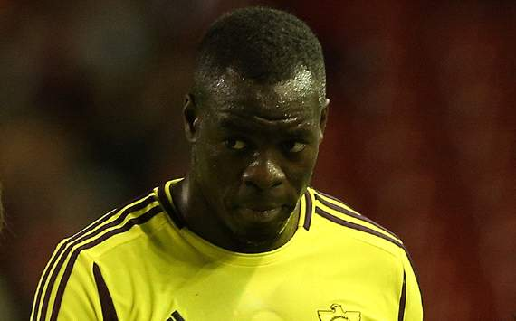 Racism is killing football, says Christopher Samba