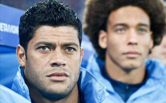 Hulk & Witsel have ruined Zenit's game, says agent