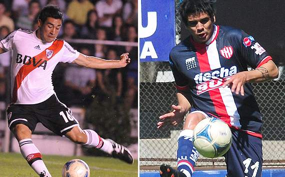 River, la punta, Unin y el descenso