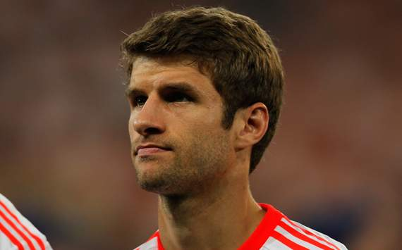 Muller: If I were a Dortmund player, I'd forget about the title