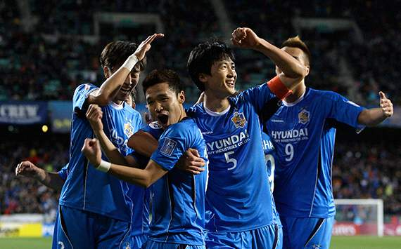 Club World Cup 2012 Team Intros: Ulsan Hyundai