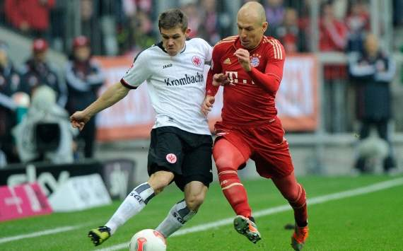 Robben: I do not fear losing Bayern starting berth