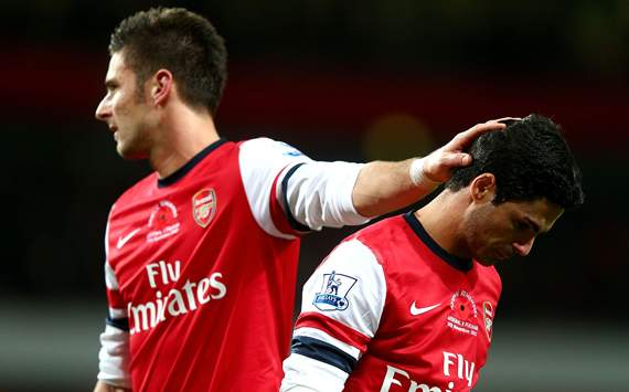 Arteta: Arsenal fans deserve better