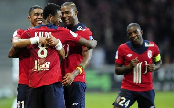Ligue 1 : Lille OSC vs Stade Brestois