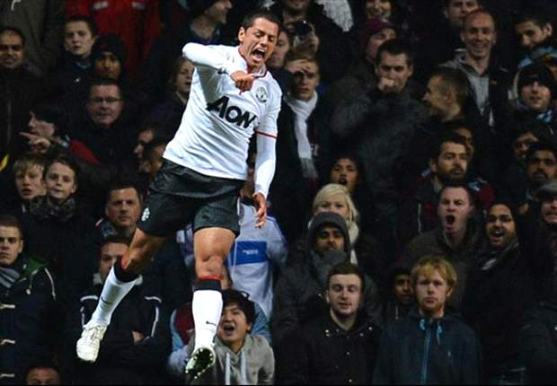 Chicharito's fine form is down to his summer rest, says Sir Alex Ferguson