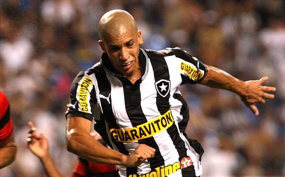 Dória - Botafogo FR x Atlético-GO