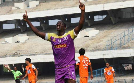 'Scoring in the final is a special feeling' - Prayag United's Ranti Martins