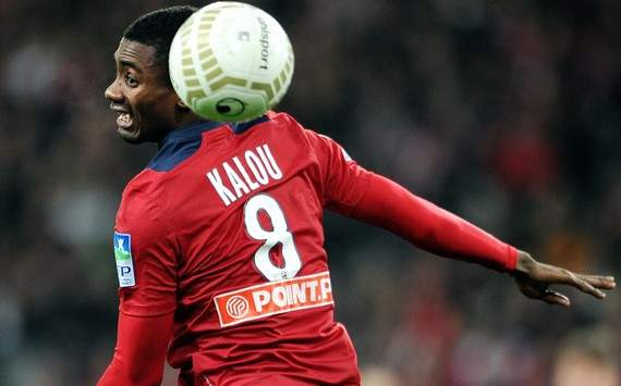 Ligue 1, LOSC - Garcia vole au secours de Kalou