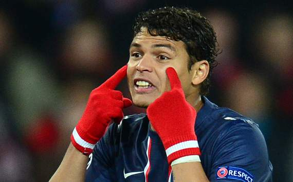 Ligue 1, PSG - Thiago Silva absent contre Valence ?