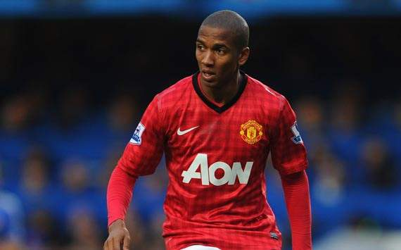 I am versatile enough for Manchester United, says Ashley Young