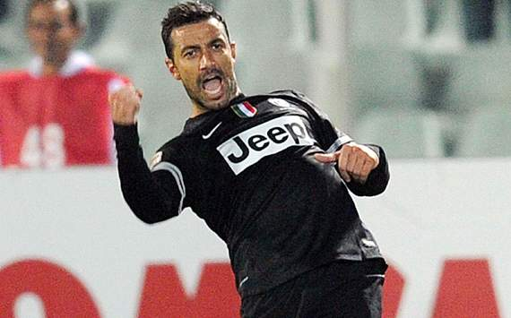 Fabio Quagliarella - Juventus