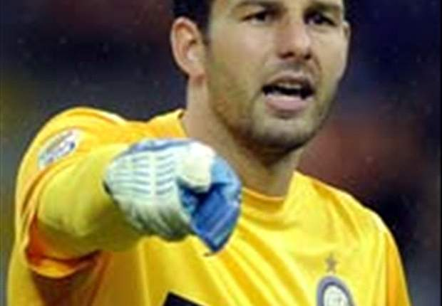 Handanovic thanks Napoli goalkeeper De Sanctis ahead of Sunday's clash