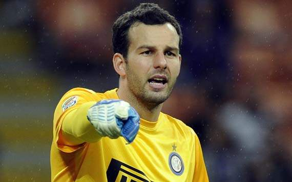Handanovic: Serie A title race is not over yet