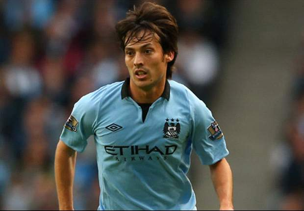 Silva: Manchester City want to catch United by February