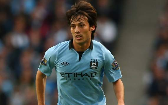EPL; David Silva; Manchester City Vs Arsenal