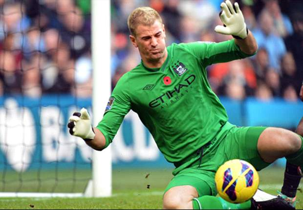 Hart hails returning Manchester City stars Maicon and Silva