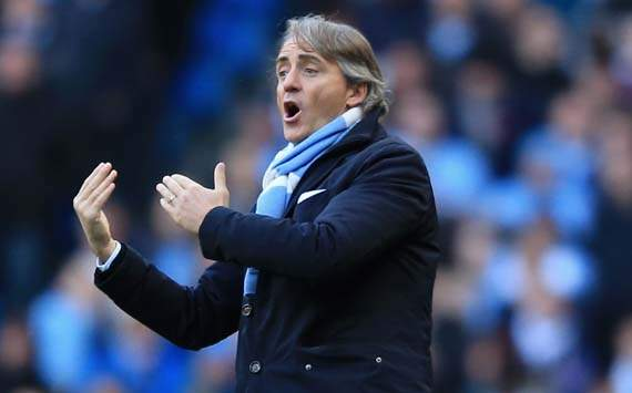 Mancini dismisses Mourinho jibes on Champions League exit