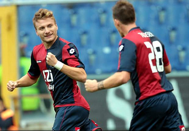 Il Palermo chiede Immobile alla Juventus, c' il via libera della Vecchia Signora. Ora tocca al Genoa decidere cosa fare di uno dei gioielli del calcio italiano...