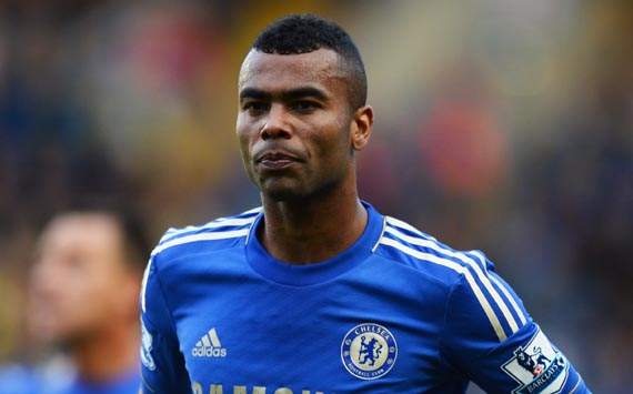 PSG delete Twitter post claiming Ashley Cole has moved to Ligue 1 club