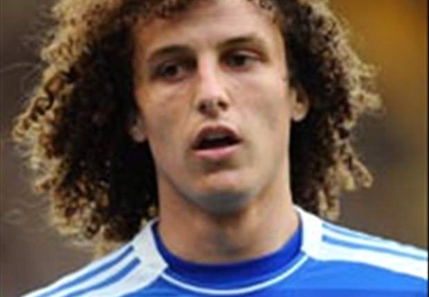 Luiz unconcerned by Chelsea's dip in form