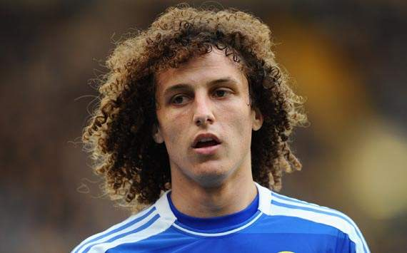 David Luiz willing to play anywhere for Chelsea