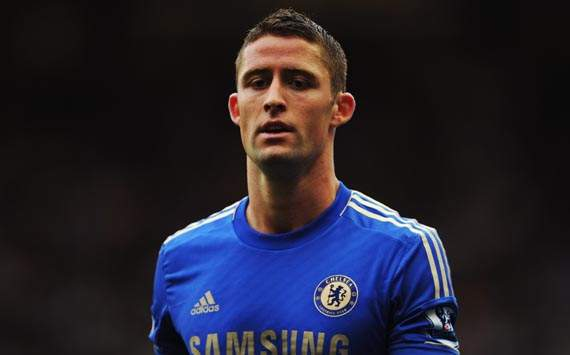 Cahill welcomes competition for Chelsea place from Terry