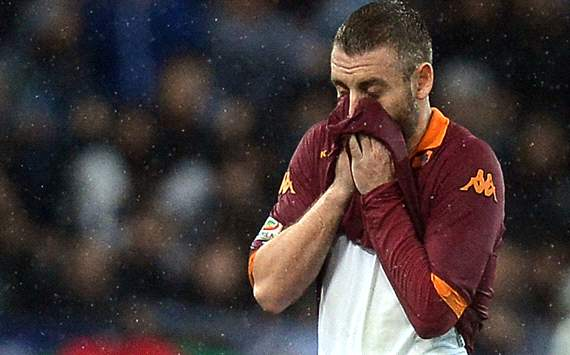 De Rossi dropped from Italy squad for punching Mauri