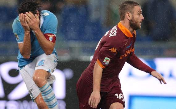 Daniele De Rossi Dihukum Tiga Laga