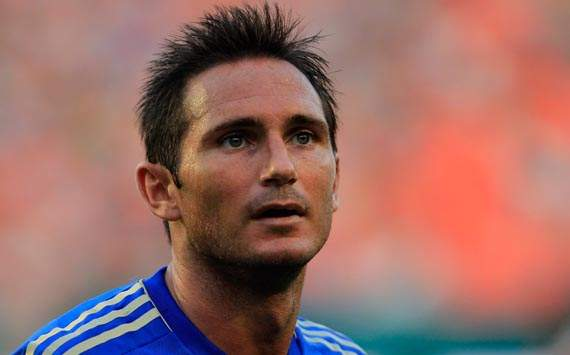 Frank Lampard of Chelsea profile pic