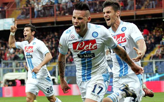 Marek Hamsik - Napoli