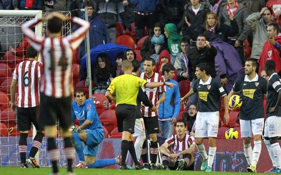 Where has it all gone wrong for Athletic Bilbao in 2012-13?