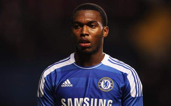 Daniel Sturridge of Chelsea profile pic