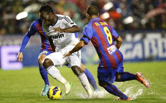 Levante v Real Madrid