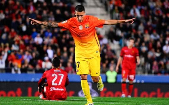 Christian Tello (FC Barcelona)