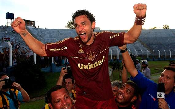 Brasileiro Round 35: Fred strikes late to crown Fluminense as champions, while relegation looms for Palmeiras