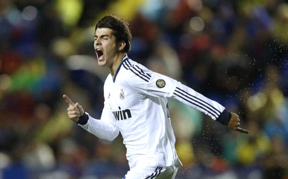 Morata (Real Madrid CF)