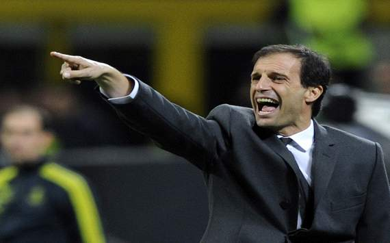 Massimiliano Allegri Ngamuk Di Ruang Ganti?
