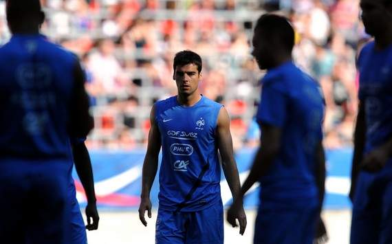 EdF - Gourcuff profite du moment prsent