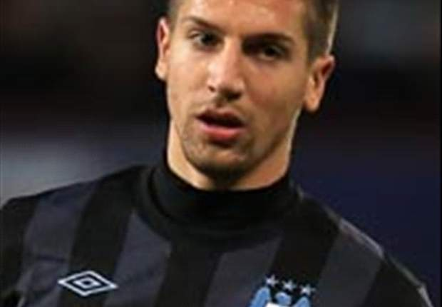 Manchester City defender Nastasic relishing busy festive schedule