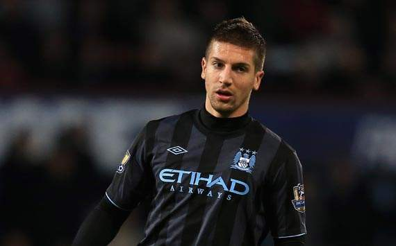 Nastasic a Player of the Year candidate, insists Manchester City team-mate Lescott