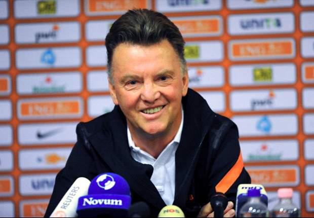 Луи ван Гал назван тренером года в Голландии
