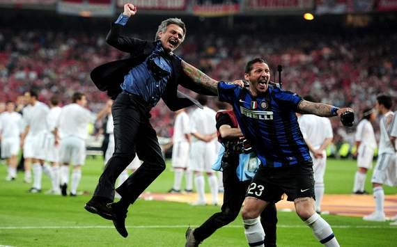 Jose Mourinho Marco Materazzi