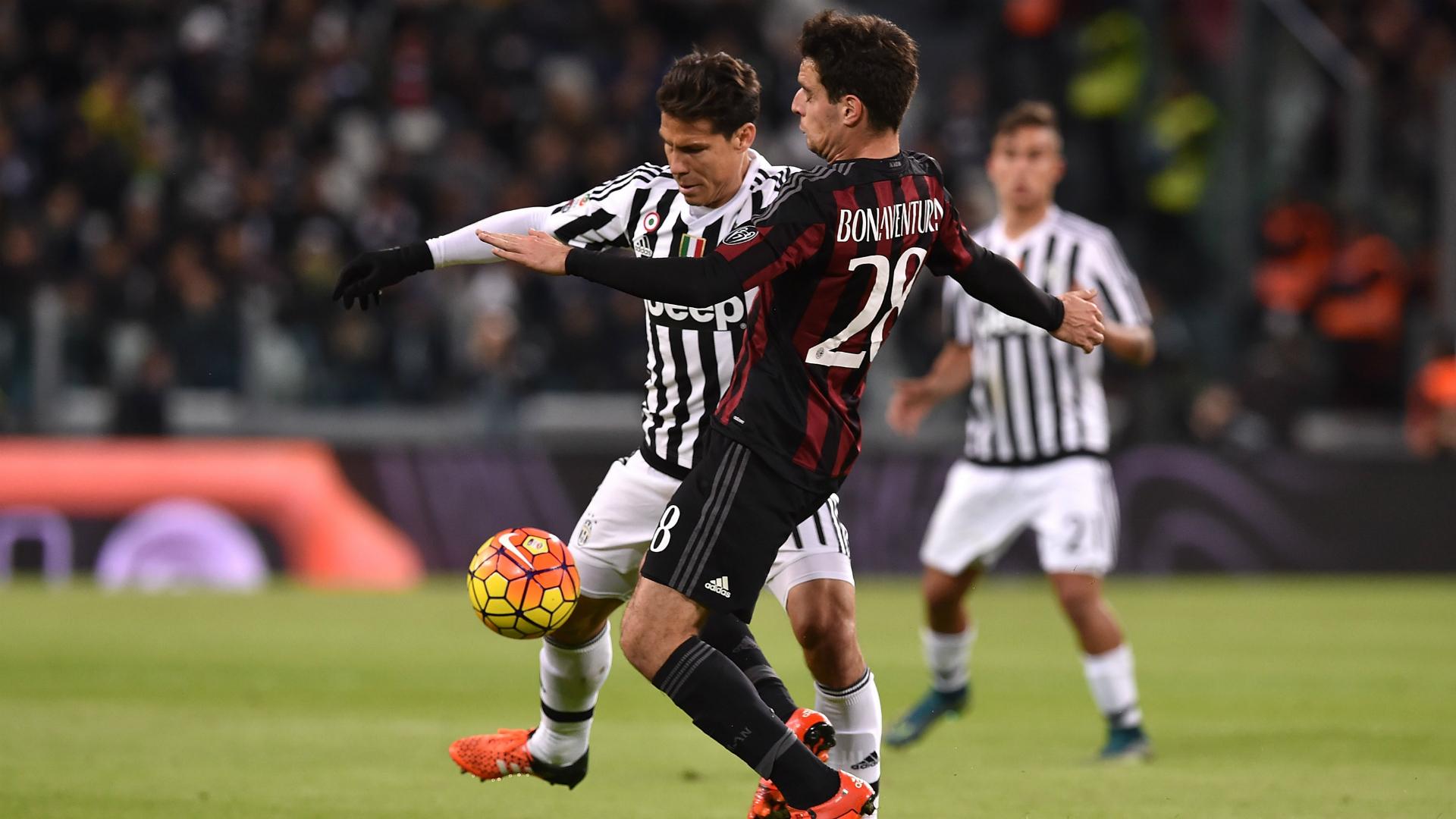 Juventus 1 0 ac milan dybala fires bianconeri to victory for Ac milan juventus