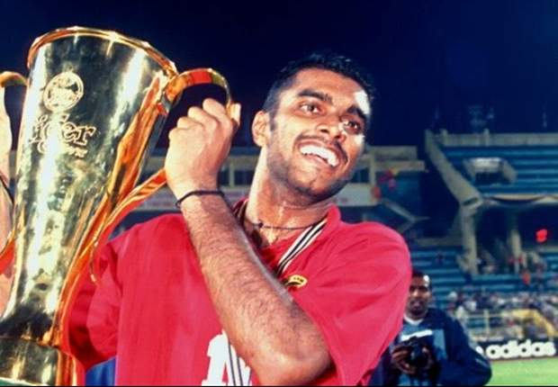 'Kadir and I nearly came to blows!' - R.Sasikumar, the scorer of the winning goal at 1998 Tiger Cup
